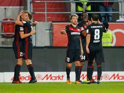 Der FC Ingolstadt hat das Heimspiel gegen den 1. FC Heidenheim gewonnen