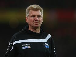 SCP-Coach Effenberg: Wie lange noch im Amt?