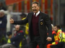 Siniša Mihajlović ist beim AC Milan gefeuert worden