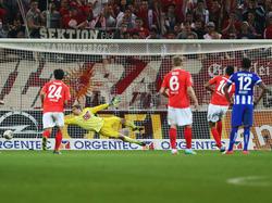 Choupo-Moting rettet Mainz das Unentschieden
