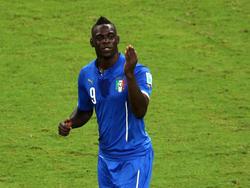 Balotelli ist nicht für die Nationalmannschaft nominiert