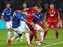 Andrej Kramarić erzielte das 1:0 in Darmstadt