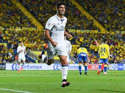 Marco Asensio macht in Madrid mit Toren auf sich aufmerksam