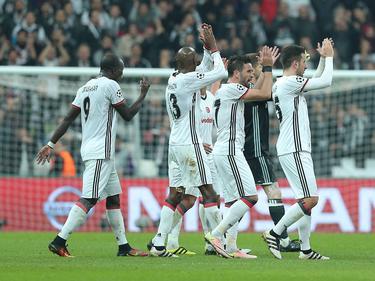 Tolle Moral von Beşiktaş