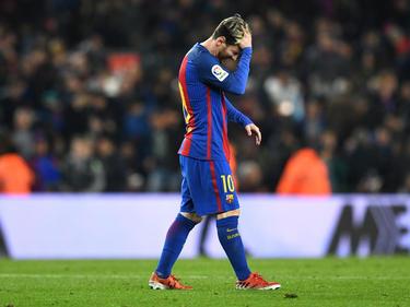 Bringt Lionel Messi ein Angebot von 100 Millionen Euro pro Jahr ins Grübeln?