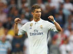 Cristiano Ronaldo ist CL-Rekordtorjäger