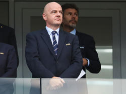 Infantino kündigt Diskussion über den Transfermarkt an