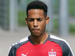 Stuttgarts Neuzugang Dennis Aogo hofft auf sein Debüt bei Hertha BSC