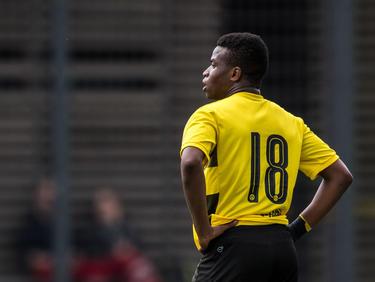 Dortmunds Nachwuchsstürmer Youssoufa Moukoko
