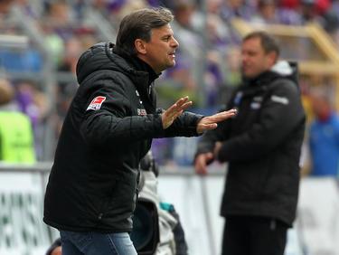 Falko Götz verliert mit Frankfurt erneut