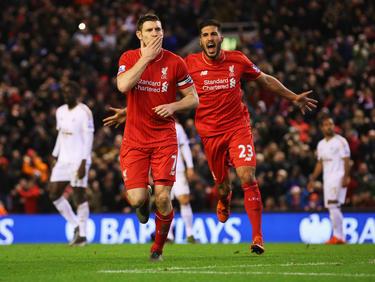 James Milner erzielte den Siegtreffer für Liverpool