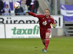 Marvin Schwäbe ist Niedersachsens Fußballer des Jahres