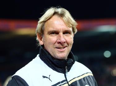 Gerd Dais ist der neue Coach vom SV Waldhof Mannheim
