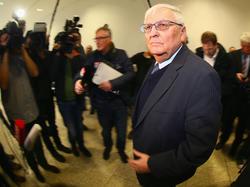 Das Landgericht Düsseldorf verhandelte die Klage Katars gegen Theo Zwanziger