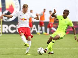 RB Leipzig zeigt sich weiterhin in guter Form