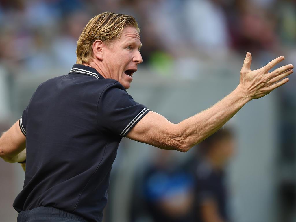 Gisdol ist neuer Trainer in Hamburg