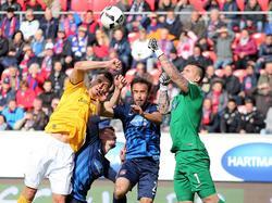 Heidenheim und Dresden trennten sich 0:0