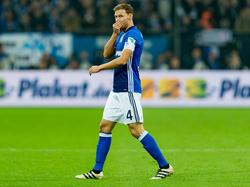 Anhaltende Hüftprobleme bremsen Benedikt Höwedes aus