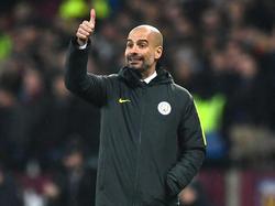 Manchester-City-Coach Pep Guardiola hat sich zu den Gerüchten um eine Verpflichtung von Holger Badstuber geäußert