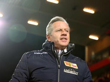 Jens Keller will mit Union Berlin aufsteigen