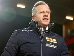 Jens Keller träumt vom Aufstieg mit Berlin