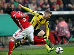 Vorbei am FCB-Kicker
