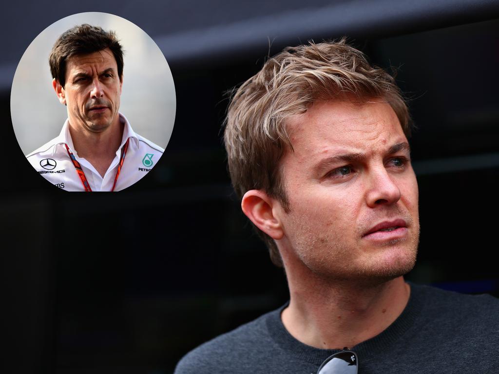 Nico Rosberg will sich nicht provozieren lassen.