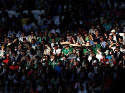Mexikos Fans stehen wiederholt in der Kritik