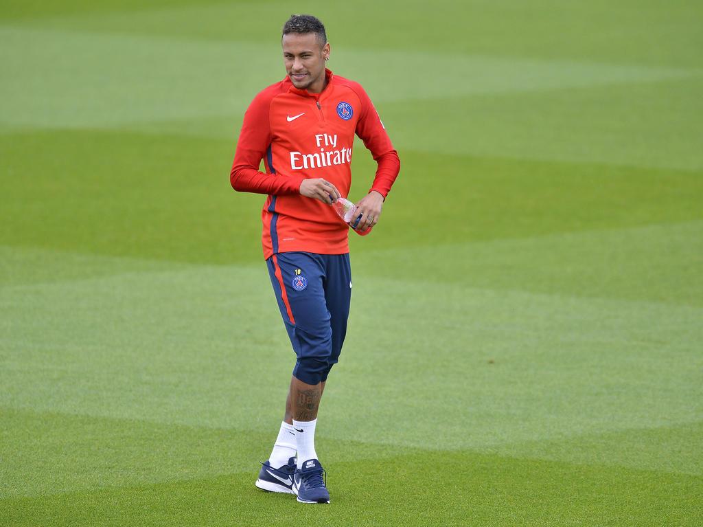 ANGRIFF: Neymar |222 Mio. Euro