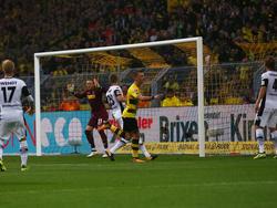 Gladbach bot gegen Borussia Dortmund eine desaströse Leistung