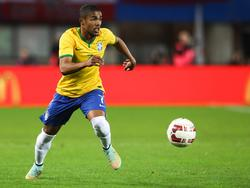 Douglas Costa reist wieder zur Nationalmannschaft