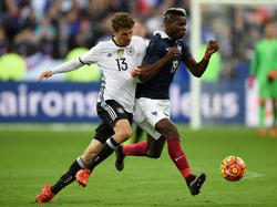 Pogba y Müller figuran entre las principales estrellas de la Eurocopa-2016. (Foto: Getty)