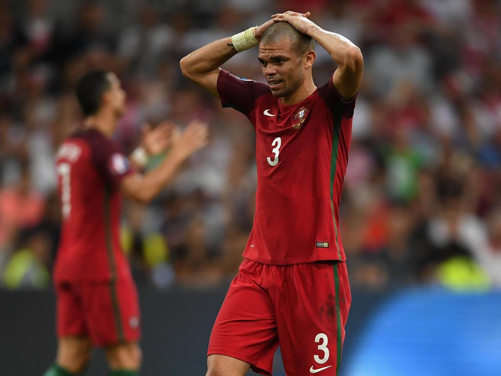 Pepe vuelve con Portugal. (Foto: Getty)