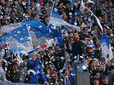 Fankurve von Hansa Rostock