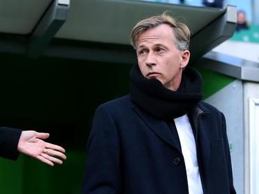 Andries Jonker ist erfolgreicher Chefcoach des VfL Wolfsburg