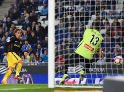 Antoine Griezmann erzielte den Treffer des Spiels