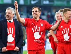 Der FC Bayern gewinnt zum fünften Mal in Folge die Meisterschaft
