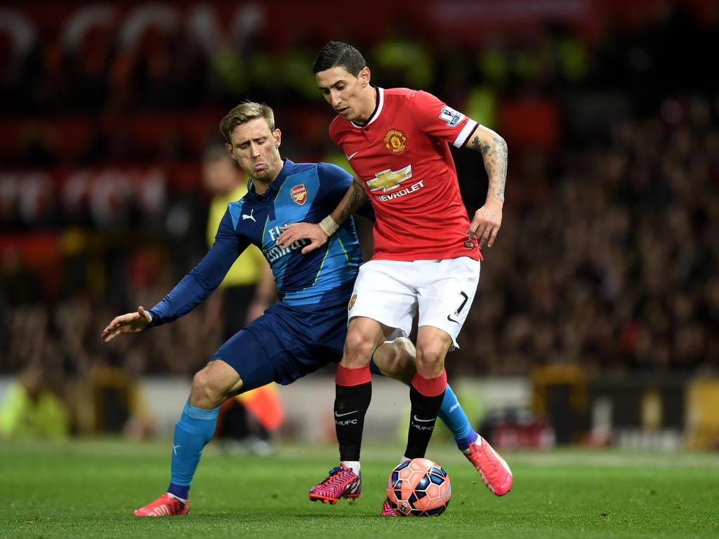 20. Platz: Ángel Di María (Manchester United) - Gewinn: 42 Mio.