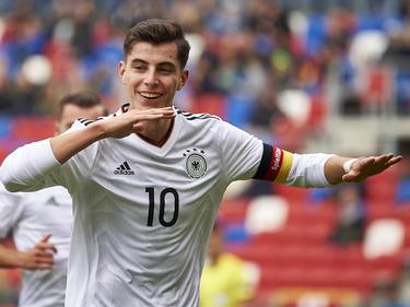Kai Havertz traf viermal für den DFB
