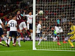 Ogbonna köpft Tottenham raus