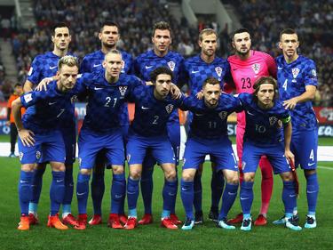 Será la quinta ocasión en la que Croacia dispute una fase final de un Mundial. (Foto: Getty)
