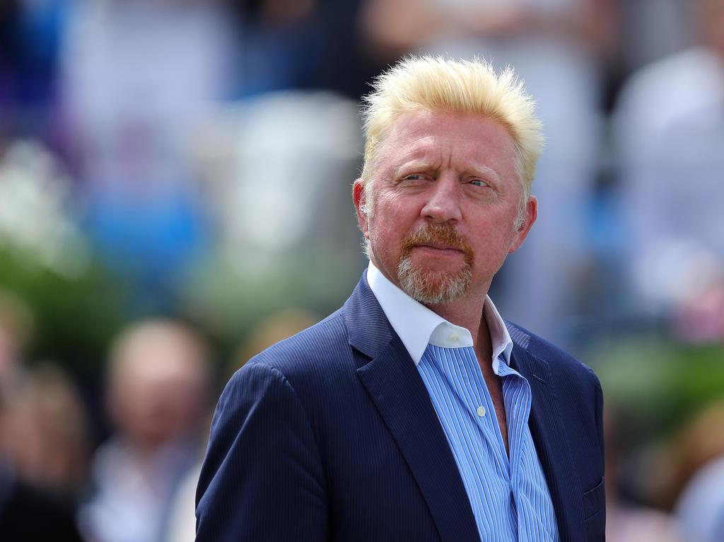 Boris Becker muss sich herbe Kritik gefallen lassen