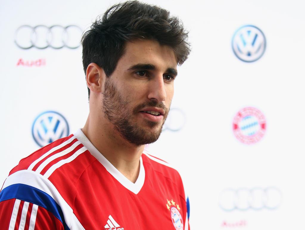 Bundesliga News Javi Martinez set for long awaited Bayern eback