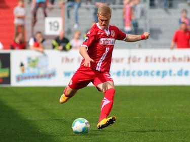Toptalent des FCE: Jonas Zickert