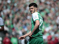 Geht es nach Frank Baumann, so wird Florian Grillitsch auch nächste Saison für Bremen auflaufen