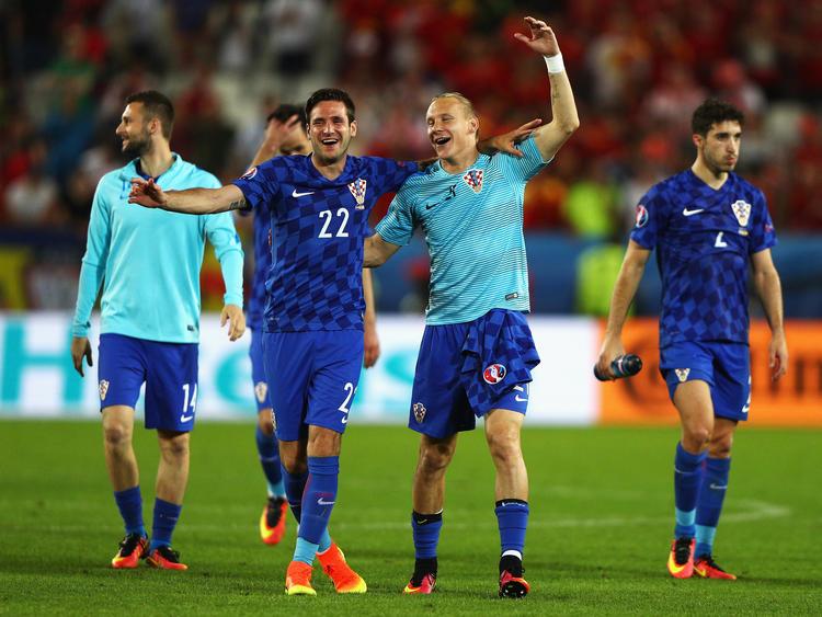 Mit viel Selbstvertrauen gehen die Kroaten ins Achtelfinale gegen Portugal