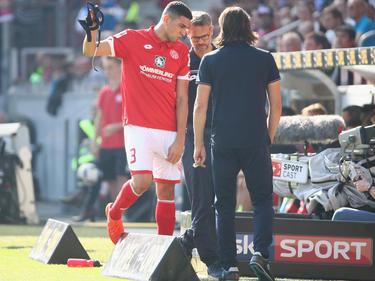 Leon Balogun fehlt Mainz in der Europa League