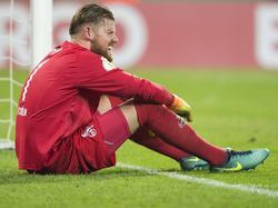 Ein Trainingsunfall zwingt Timo Horn in den nächsten Wochen zur Zwangspause