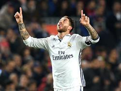 Sergio Ramos verhalf Madrid zum verdienten Punkt gegen Barça