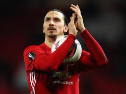 Zlatan Ibrahimović ist von seinen eigenen Fähigkeiten durchaus überzeugt